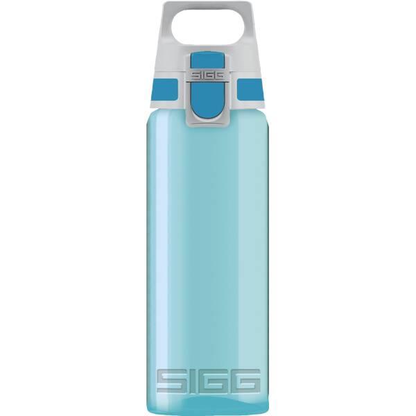 SIGG Trinkflasche TOTAL CLEAR ONE Aqua