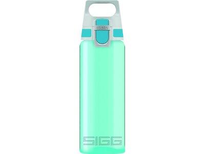 SIGG Trinkflasche TOTAL CLEAR ONE Aqua Grün