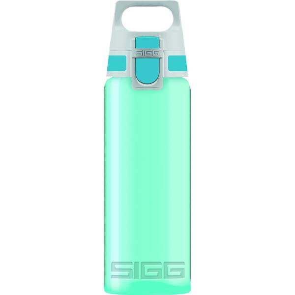 SIGG Trinkflasche TOTAL CLEAR ONE Aqua