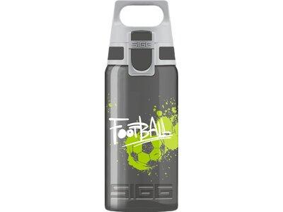 SIGG Trinkbehälter VIVA ONE FOOTBALL TAG Grau