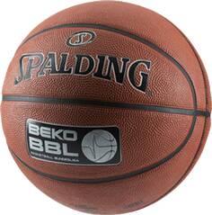 SPALDING Basketball BEKO BBL Street sz.7, (83-061Z)