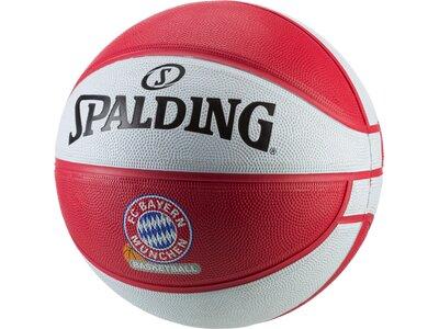 SPALDING Ball ELTeam FCB sz.7, (83-106Z) Rot