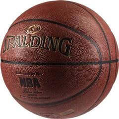 SPALDING Basketball NBA GOLD IN/OUT SZ.7 (76-014Z)