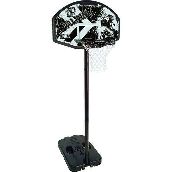 SPALDING NBA Alley Hoop Portable, (61-774CN)