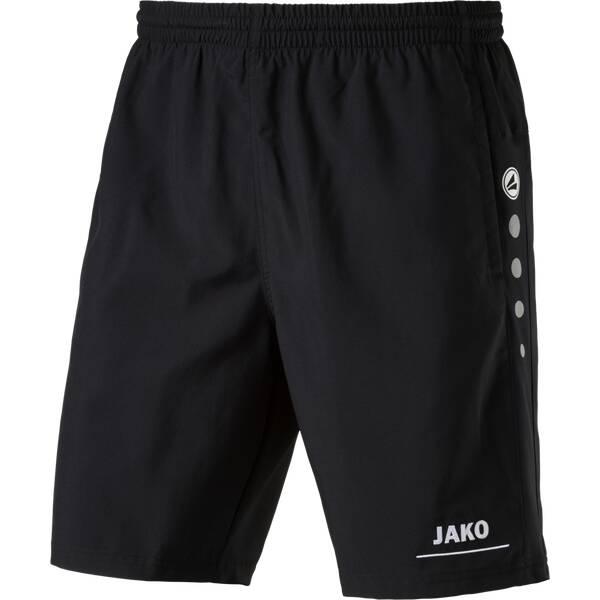 JAKO Herren Shorts Striker Schwarz