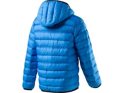 CMP Kinder Jacke BOY JACKET FIX HOOD Blau