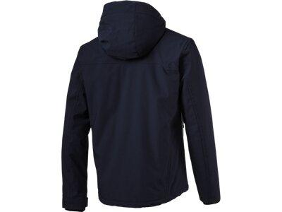 CMP Herren Outdoorjacke Zip Hood Blau