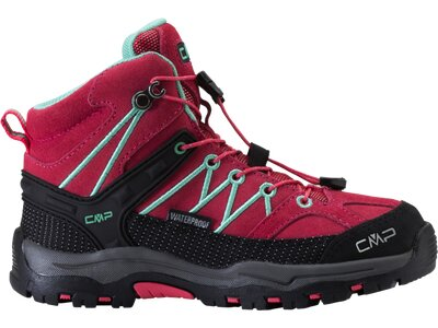 CMP Kinder Trekkinghalbschuhe KIDS RIGEL MID TREKKING WP ID Pink