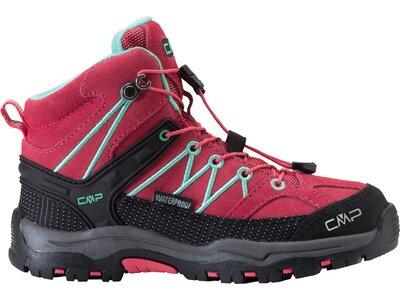 CMP Kinder Trekkinghalbschuhe RIGEL MID Pink