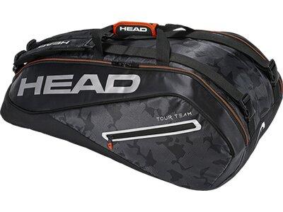 """HEAD Tennistasche """"Tour Team 9R Supercombi"""" Schwarz"""