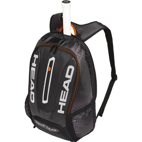 HEAD Tour Team Backpack Schwarz