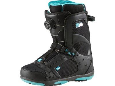 HEAD Damen Snowboot Snowb.Boot Jade Boa D Schwarz