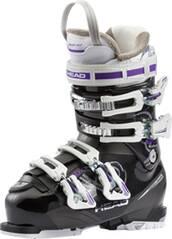 HEAD Damen Skistiefel NEXT EDGE 80 X W  BLACK