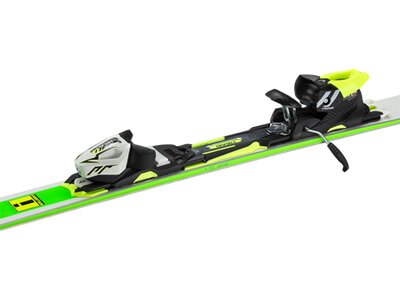HEAD Herren Racing Ski SET WC REBELS GSX TRIFLEX+PR 11 Weiß