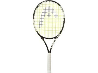 HEAD Kinder Tennisschläger SPEED 25 Schwarz