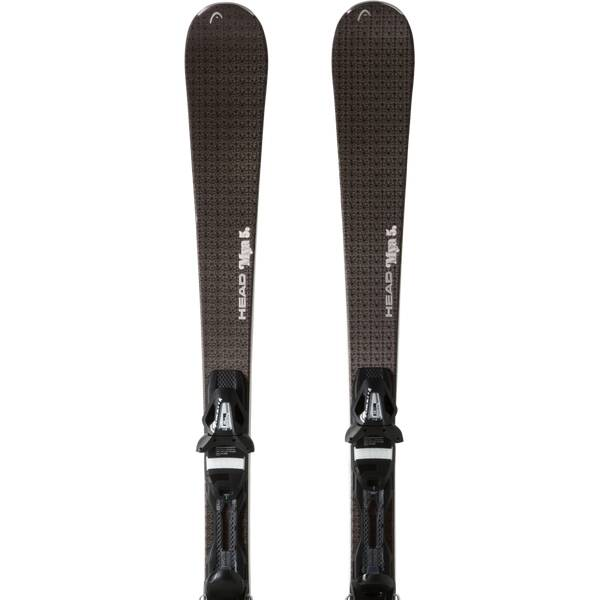 HEAD Damen All-Mountain Ski Set MYA No. 5 SW PR+PR 10 Promo