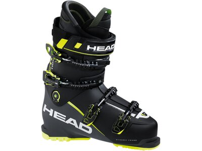 HEAD Herren Skistiefel VECTOR EVO 110 X BLACK ANTH-YELLOW Schwarz
