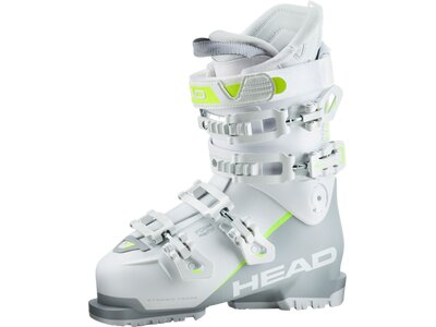 HEAD Damen Skistiefel VECTOR EVO 90 X W WHITE - GRAY Weiß