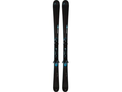 HEAD Damen All-Mountain Ski Set MYA No. 4 LR+Joy 9 AC SLR Brake Grau
