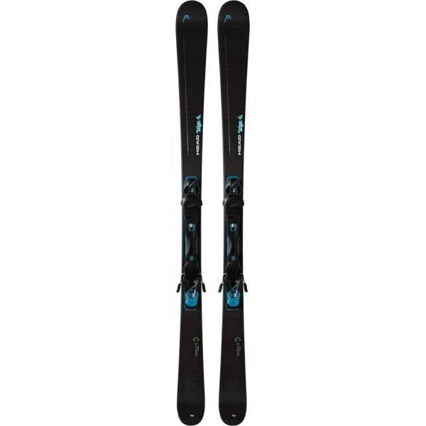 HEAD Damen All-Mountain Ski Set MYA No. 4 LR+Joy 9 AC SLR Brake