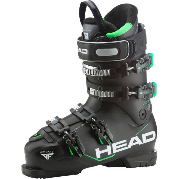 HEAD Herren Skistiefel ADAPT EDGE PRO BLACK - GREEN