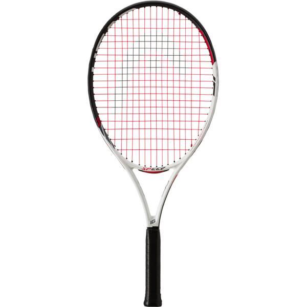 HEAD Kinder Tennisschläger Speed 25 - besaitet Schwarz