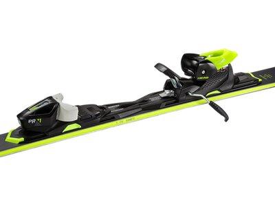 HEAD Herren Racing Ski WC REBELS ISHAPE PRO SW TI AB + PR Weiß