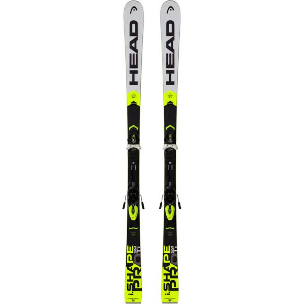 HEAD Herren Racing Ski WC REBELS ISHAPE PRO SW TI AB + PR