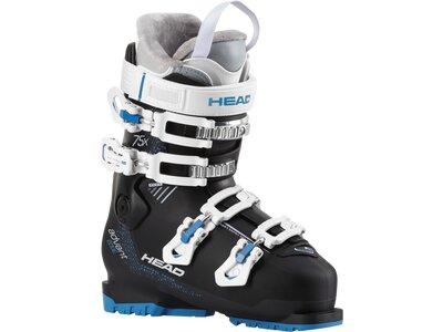 HEAD Damen Skistiefel ADVANT EDGE 75X W BLACK ANTH Schwarz