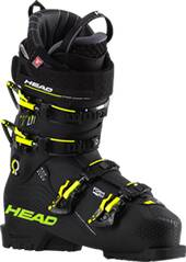 HEAD Herren Skistiefel NEXO LYT X  BLACK   YELLOW