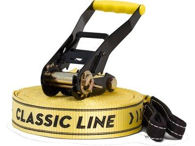 GIBBON Slackline Classic 25m Gelb