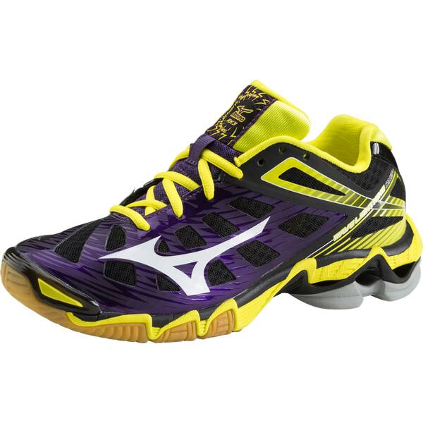 MIZUNO Damen Volleyballschuhe Wave Lightning RX3 W