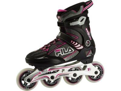 FILA Damen Rollerskates ARIA 84 LADY Schwarz