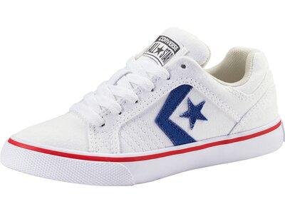 CONVERSE Kinder Freizeitschuhe Kinder Sneaker Gates OX Weiß