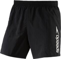 SPEEDO Herren Sw-watersh Scope 16 Wsht Am Black/white