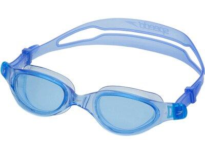 SPEEDO Schwimmbrille FUTURA PLUS GOG JU BLUE/BLUE Blau