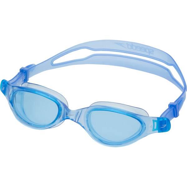 SPEEDO Schwimmbrille FUTURA PLUS GOG JU BLUE/BLUE