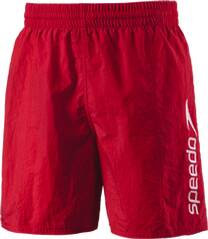 SPEEDO Herren Sw-watersh Challenge 15 Wsht Jm Red/white