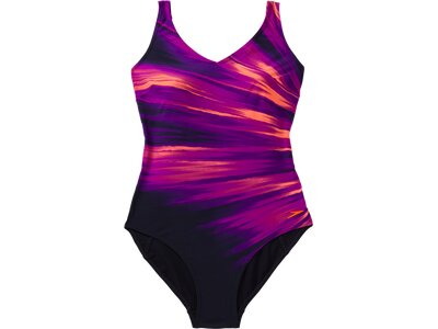 SPEEDO Damen Sw-1 Peece Vivapool 1pce Af Navy/purple Blau