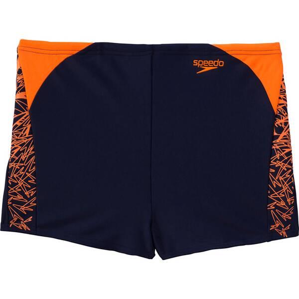 SPEEDO Herren Sw-aquasho Boom Spl Asht Jm Navy/orange