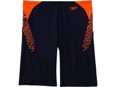 SPEEDO Herren Sw-jammer Boom Spl Jam Jm Navy/orange Blau