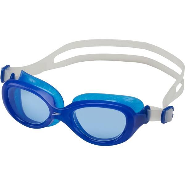 SPEEDO Schwimmbrille FUTURA CLASSIC JU CLEAR/BLUE