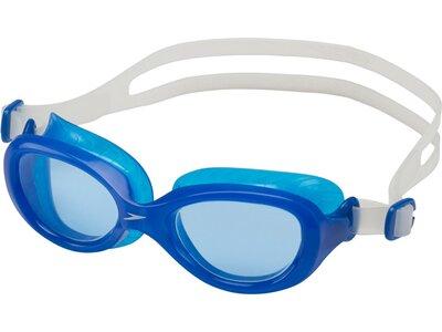 SPEEDO Schwimmbrille FUTURA CLASSIC JU CLEAR/BLUE Blau