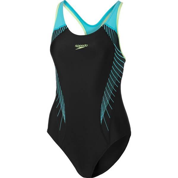 SPEEDO Damen Schwimmanzug FIT