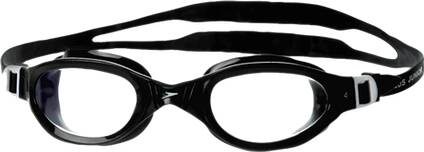 SPEEDO Schwimmbrille FUTURA PLUS GOG AU BLACK/CLEAR