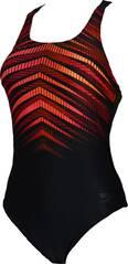 SPEEDO Damen Schwimmanzug PRINTED MEDALIST AF