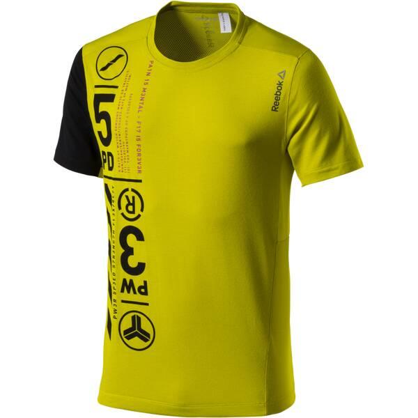 REEBOK Herren Shirt OS BREEZE SS 1