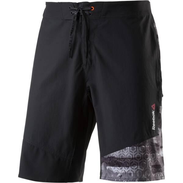 REEBOK Herren Shorts OS Elite 1 Grau