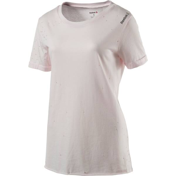 REEBOK Damen Shirt Distress
