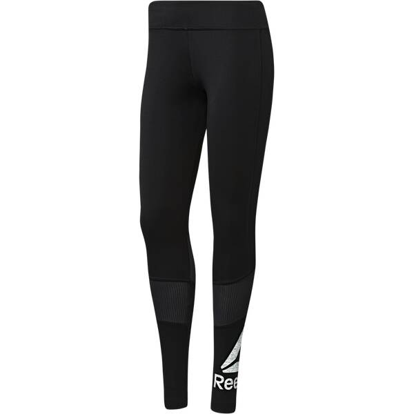 REEBOK Damen Tight Workout Big Logo